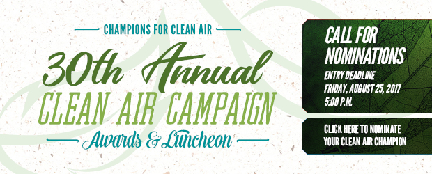 2017 Clean Air Campaign Nomination