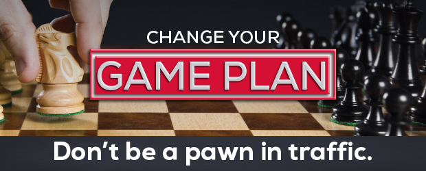 Change Your Game Plan May