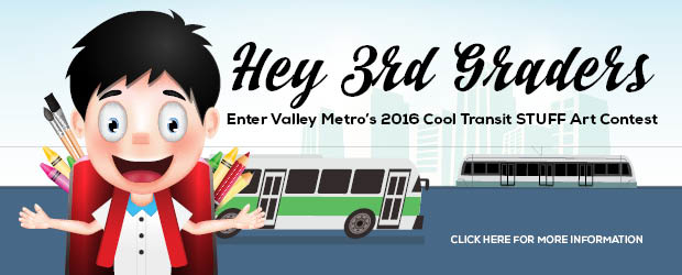 Cool Transit Stuff Art Contest