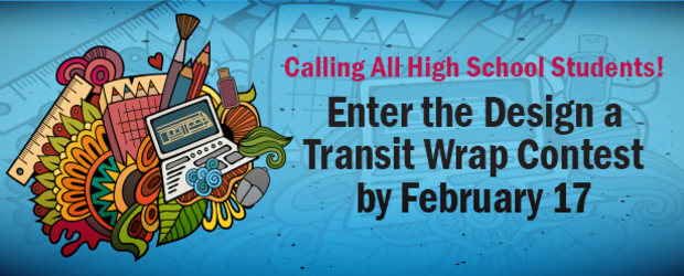 Design a Transit Wrap 2016