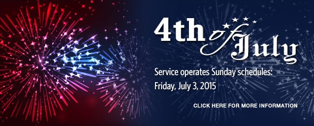 4th of July Service