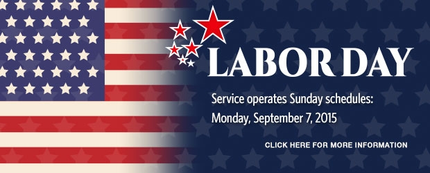 Labor Day Service Web Banner