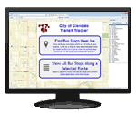 City of Glendale Transit Tracker