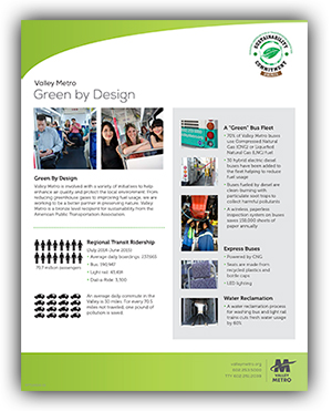 Green By Design fact sheet thumbnail