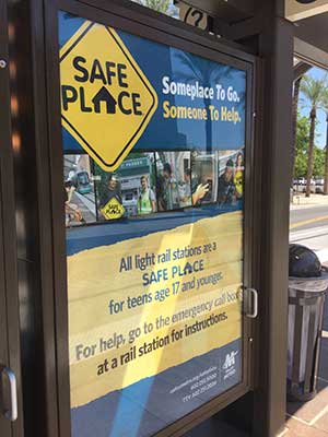 Safe Place Poster