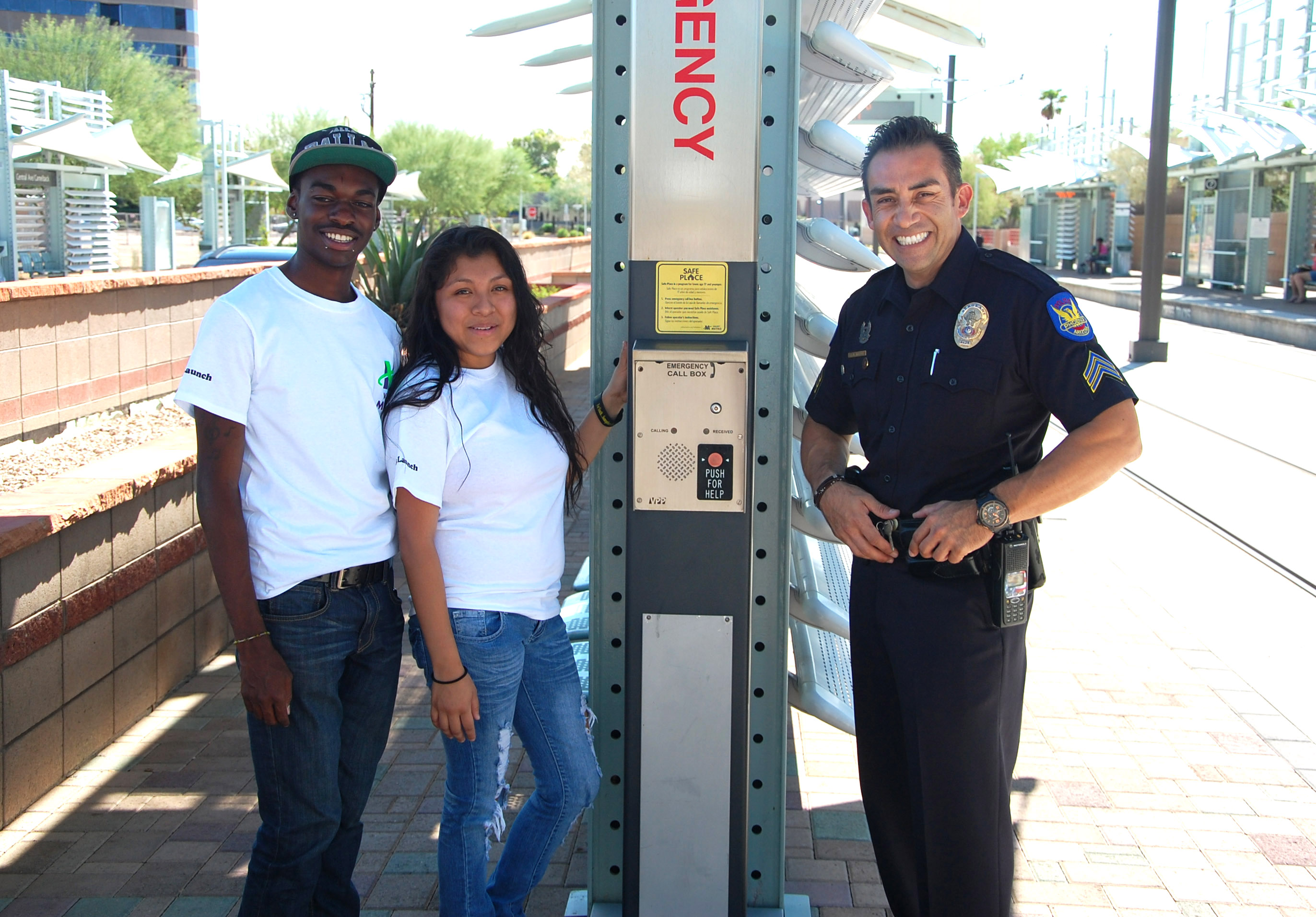 Teen Advocates & Phoenix PD