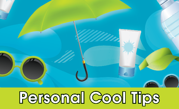 Personal Cool Tips