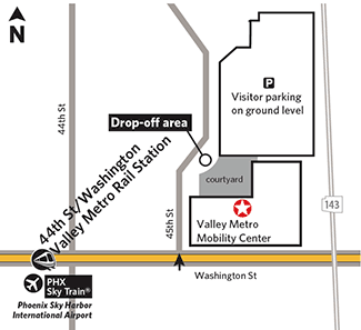 Map to Mobility Center