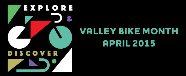 Bikes In The Valley Participate in biking events