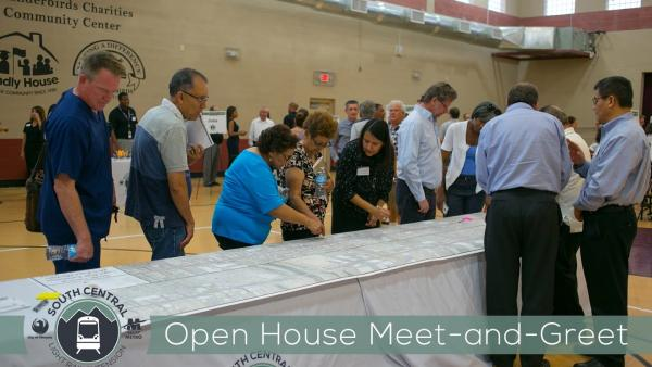 South Central open house meet and greet