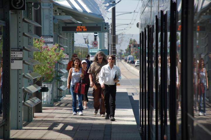 Valley Metro trains and buses are essential during the pandemic