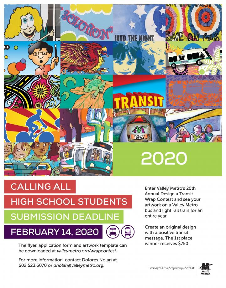 Calling All High School Students!