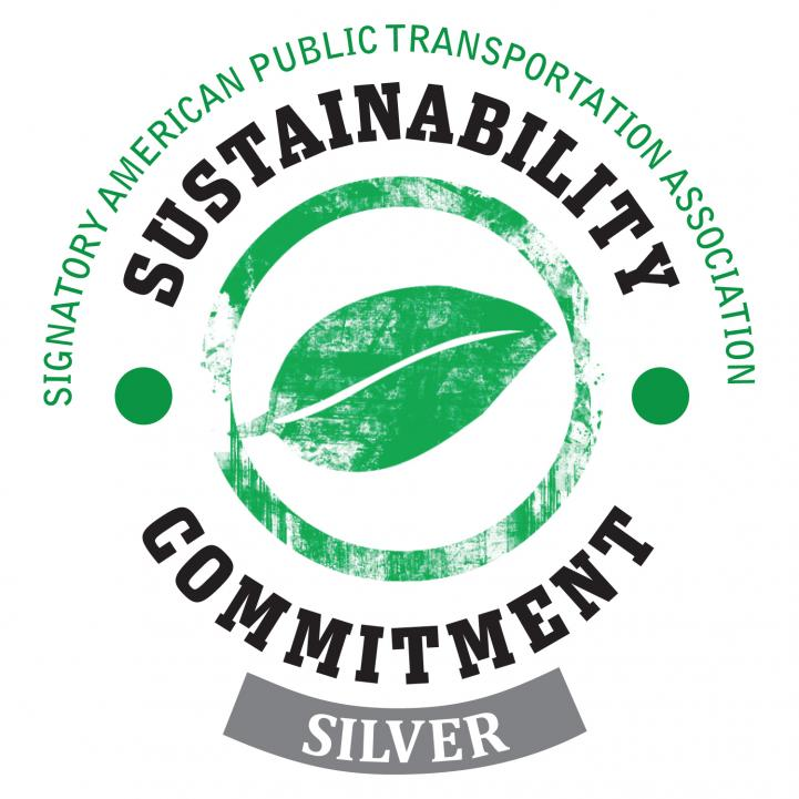 Silver Sustainability Commitment Award