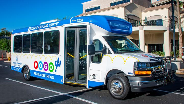 New 'Peoria on the Go' bus route is up and running | Valley