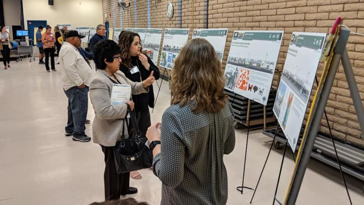 South Central Extension public meeting