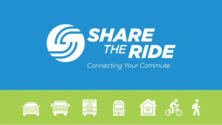 Share The Ride - Connecting your commute