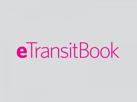 e-TransitBook logo