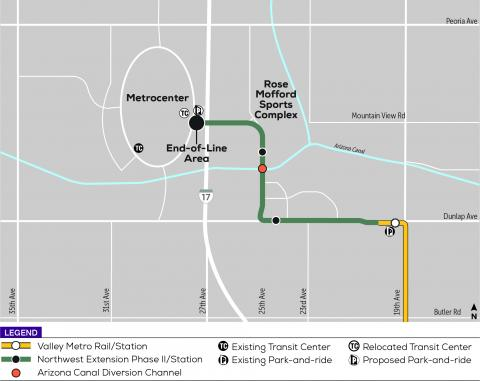 Valley Metro light rail ready to extend its reach in north Phoenix