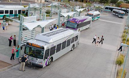 Sycamore Transit Center