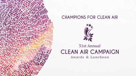 2018 Clean Air Campaign Awards