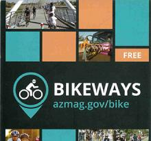 Bikeways map thumbnail