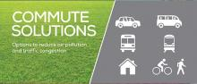 Commute Solutions: Options to reduce our air pollution and traffic congestion