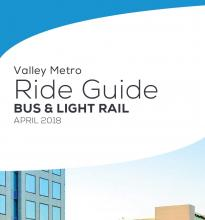 Bus and light rail ride guide thumbnail